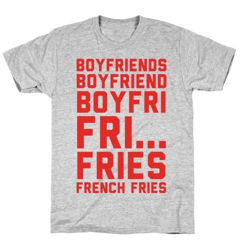 Boyfriends.. Mens T-Shirt
