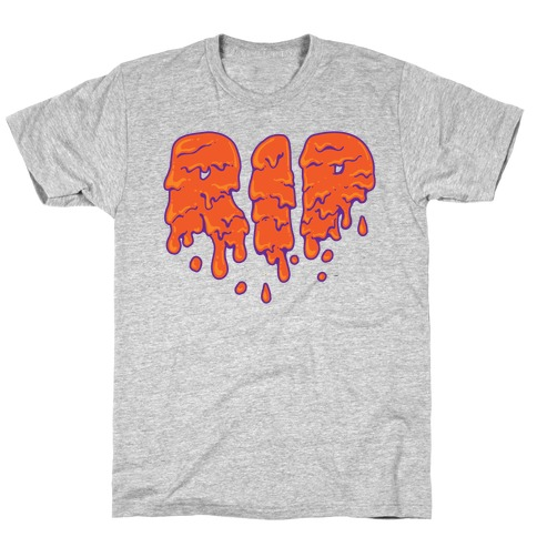 RIP Orange Slime T-Shirt