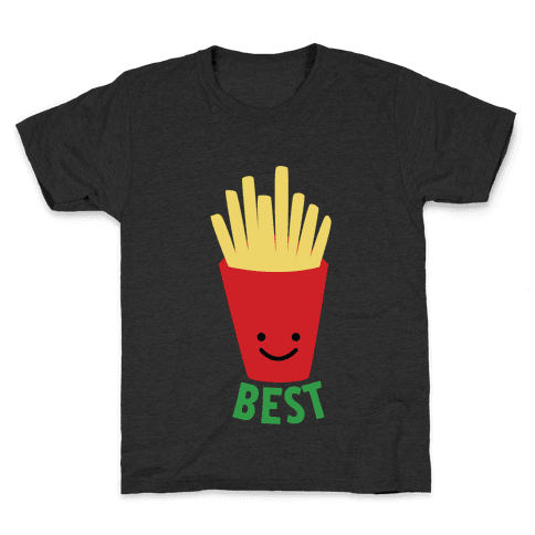 Best Fries Kids T-Shirt