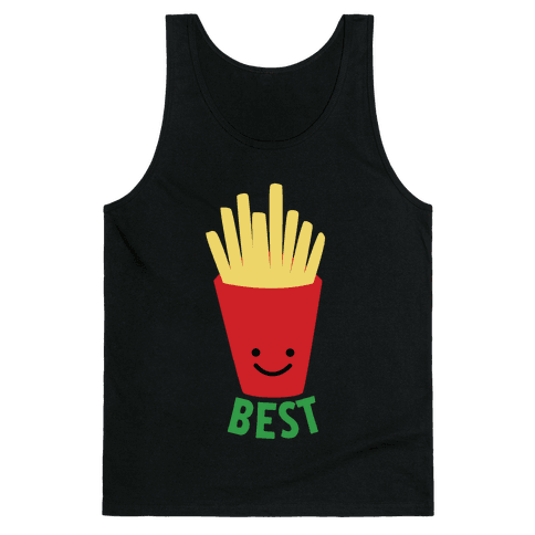Best Fries Tank Top
