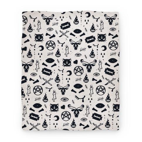Cute Occult Blanket