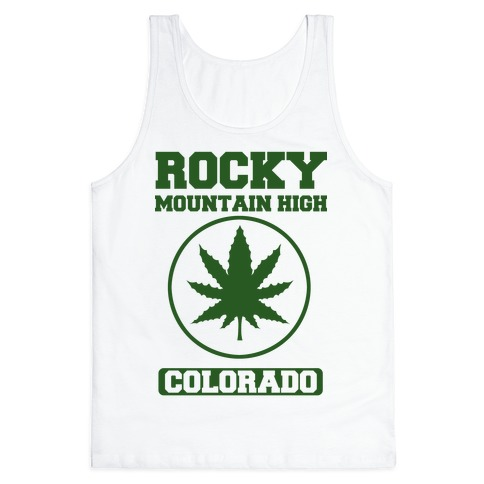 Rocky Mountain High Colorado Tank Top