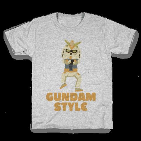 Gundam Style Kids T-Shirt