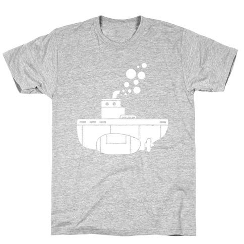 Nautical Submarine T-Shirt