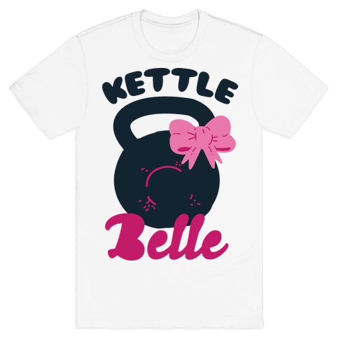 Kettle Belle Mens T-Shirt