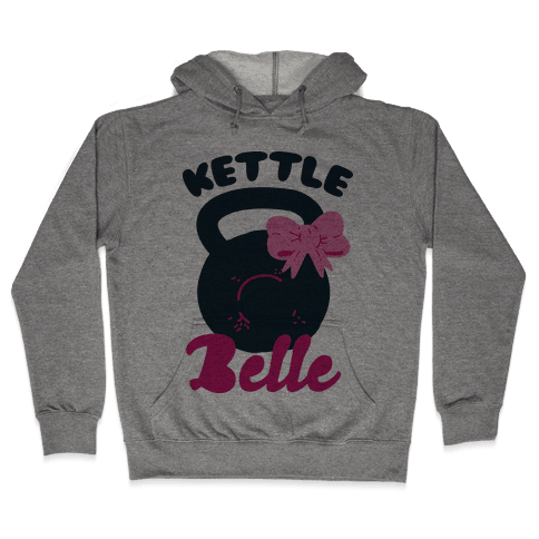Kettle Belle Hooded Sweatshirt