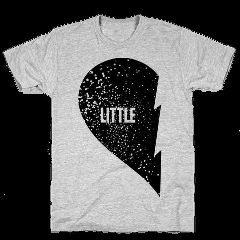 LITTLE  Mens T-Shirt