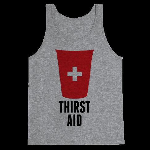 Thirst Aid Tank Top
