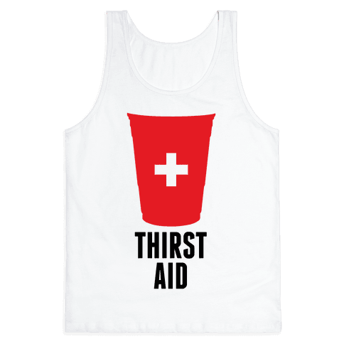 Thirst Aid Tank Top