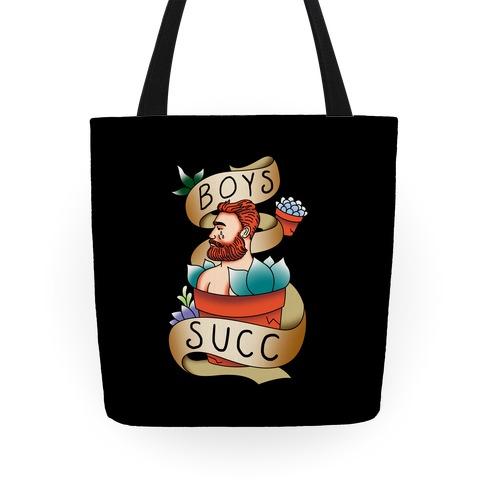 Boys Succ Tote