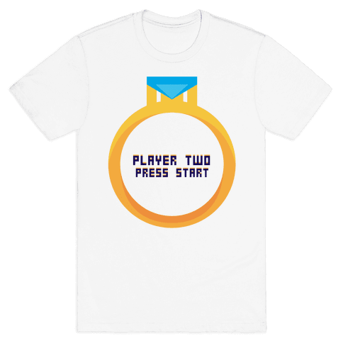 Player Two Mens T-Shirt