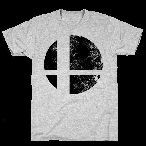 SMASH BRO!!! Mens T-Shirt