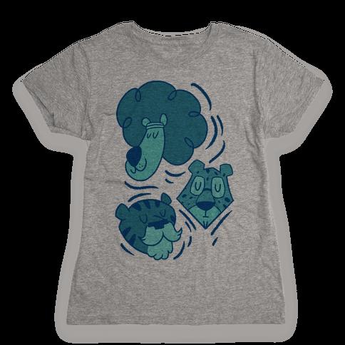 Cool Cats Womens T-Shirt