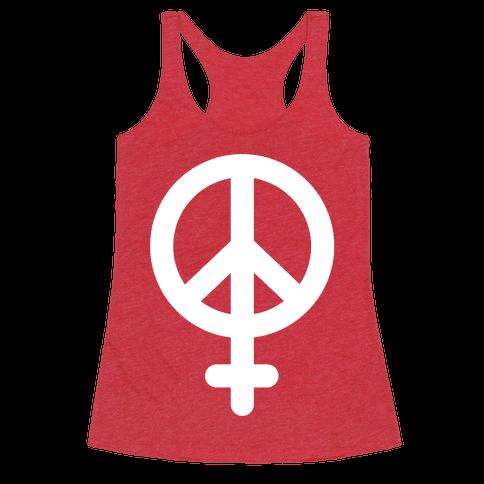 Peace Sign Feminist