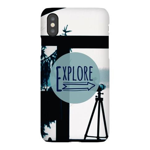 Explore Case Phone Case