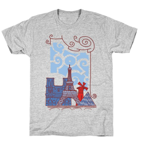 The City of Love T-Shirt