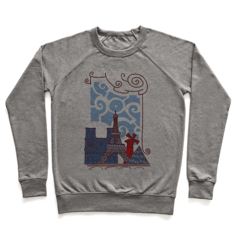The City of Love Pullover