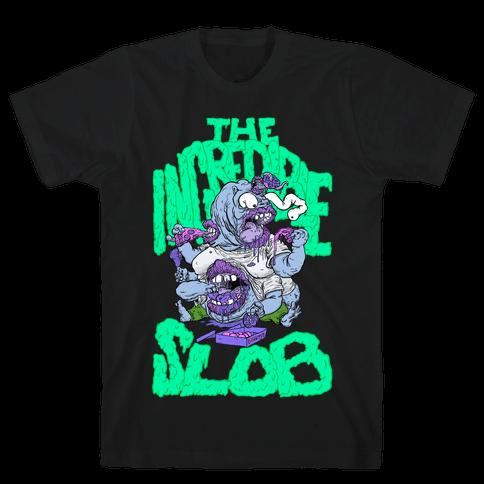 The Incredible Slob Mens T-Shirt