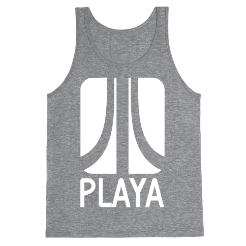 Old School Playa Tank Top