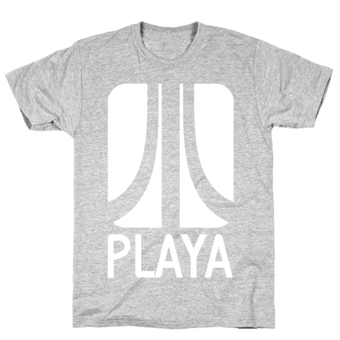 Old School Playa Mens T-Shirt