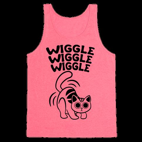 Wiggle Wiggle Wiggle (Black)