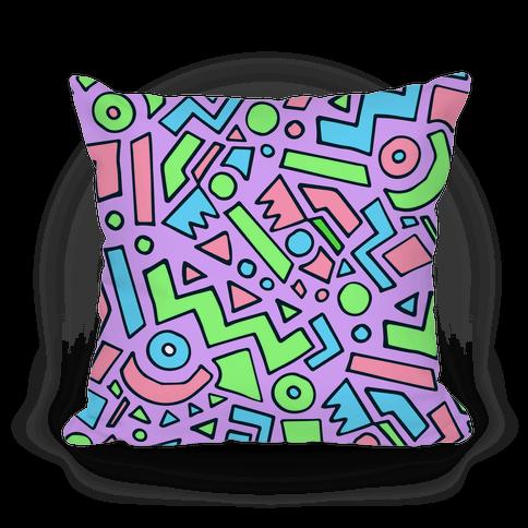 90's Surfer Pattern (Purple)