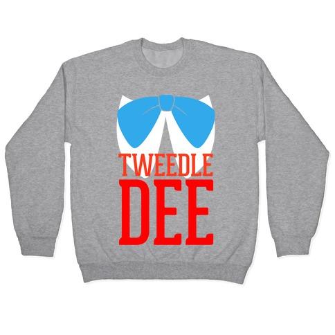 Tweedle Dee Pullover