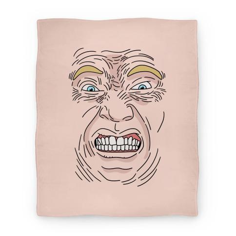 Arnold Total Recall Blanket Blanket