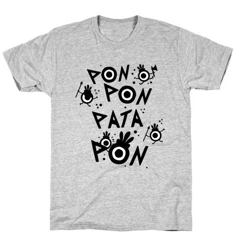 Pon Pon Pata Pon T-Shirt