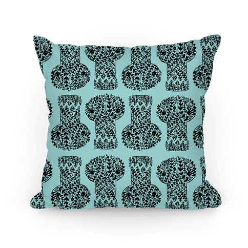 Decorative Skull Pillow