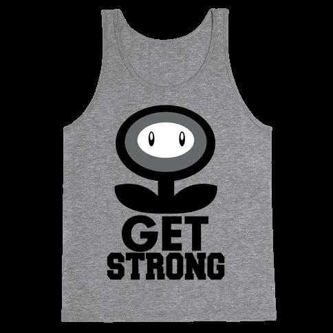 Get Strong Tank Top
