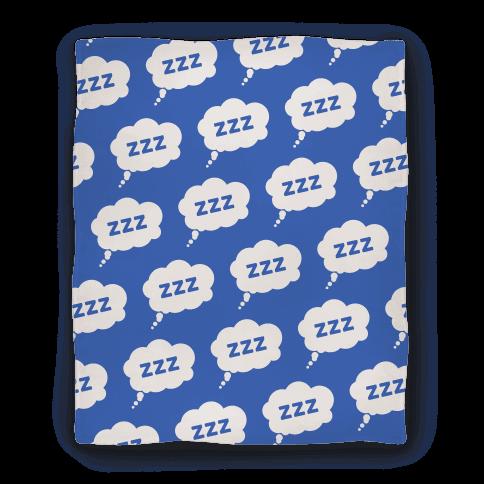 ZZZ Nap Blanket Blanket