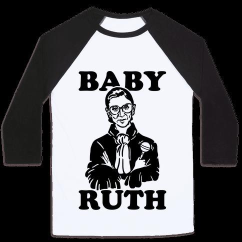 Baby Ruth Baseball Tee