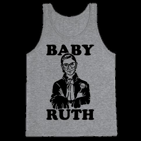 Baby Ruth Tank Top