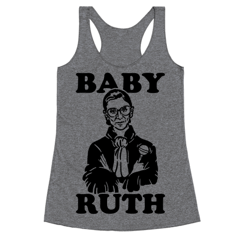 Baby Ruth Racerback Tank Top