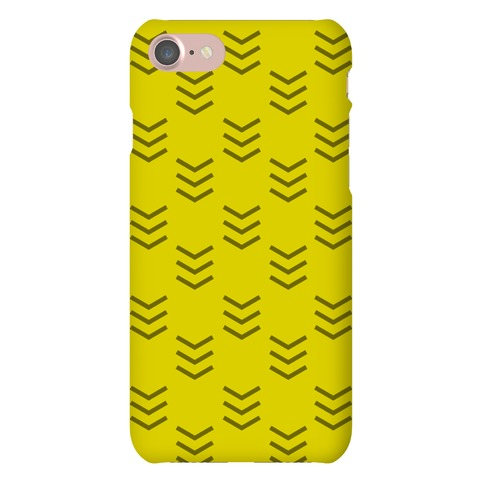 Chevron Pattern Phone Case