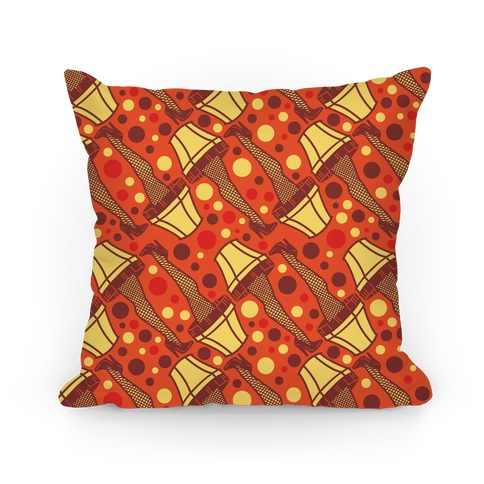Leg Lamp Pillow Pillow