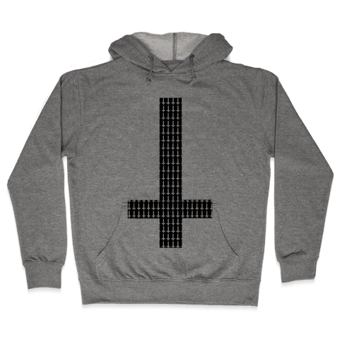 Generic Hipster Hooded Sweatshirt