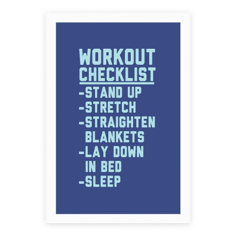 Exercise Posters | LookHUMAN