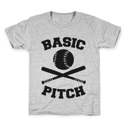 Basic Pitch Kids T-Shirt