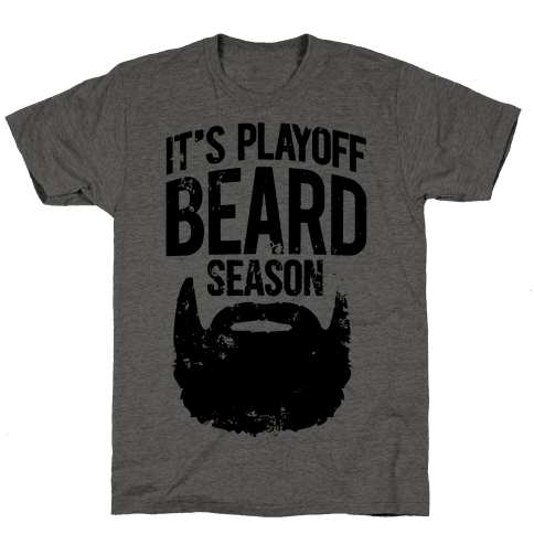 It's Playoff Beard Season