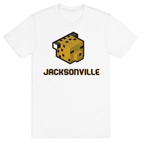 Jacksonville Blocks T-Shirt