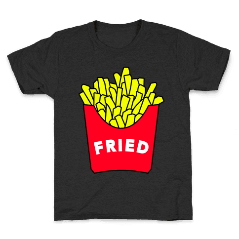 FEELING FRIED (TANK) Kids T-Shirt