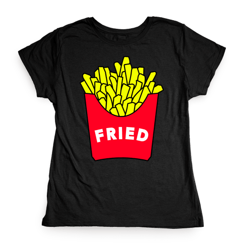 FEELING FRIED (TANK) Womens T-Shirt