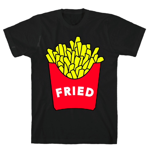 FEELING FRIED (TANK) Mens T-Shirt