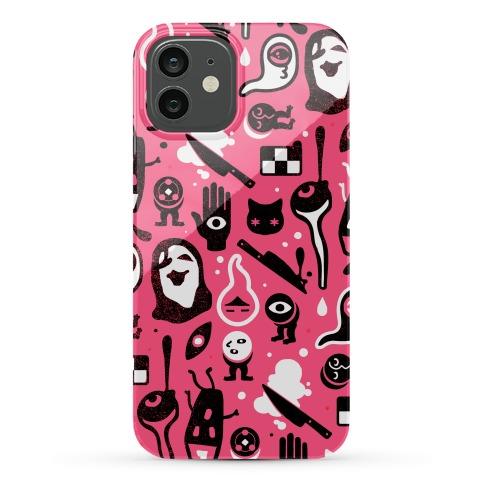 Yume Nikki Pattern Phone Case