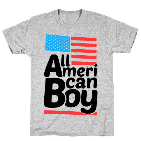All American Boy Mens T-Shirt