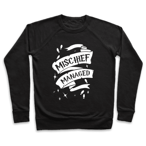 Mischief Managed Pullover