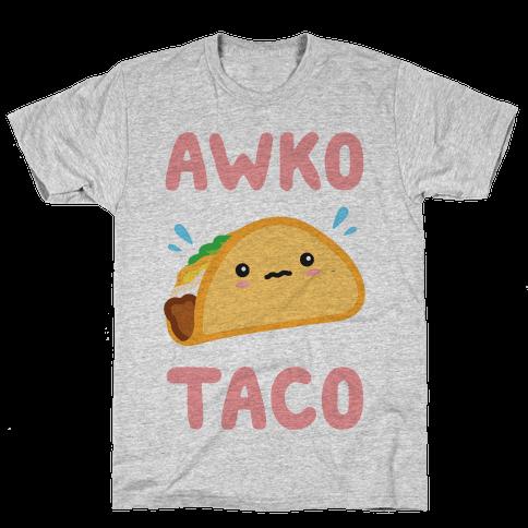 Awko Taco Mens T-Shirt