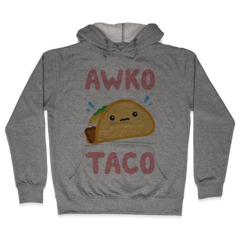 Awko Taco Hooded Sweatshirt